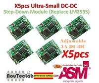5pcs Ultra-Small DC-DC Step Down Power 3A MP1584 Adjustable Replace LM2596