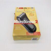Remington DA-57 MicroScreen2 Rechargeable Shaver **Brand New**. Opened Box