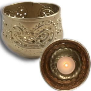 2er Set Weihnachtskugel Teelichthalter Glas oder Votivhalter Weihnachtsdeko
