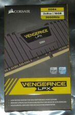 2x 8GB = 16GB Kit Corsair VENGEANCE LPX DDR4 3000MHz CL15 CMK16GX4M2B3000C15