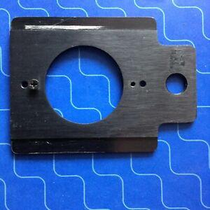 Omega D5, D6 Slide in Lens Plate