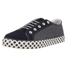 Chaussures de tennis à enfiler en toile pour fille de 2 à 16 ans