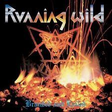 Running Wild - Branded & Exiled [New Vinyl LP] UK - Import