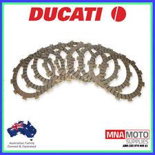 Newfren Ducati 1000 MONSTER S 2003-2006 Clutch Fiber Friction Plate Kit