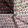 100% Cotton Poplin Fabric John Louden Queen's Guard Umbrella London British