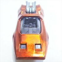 "Hot Wheels Redline ""PEEPING BOMB"" ORANGE 1969 Factory Error U.S.A Original"