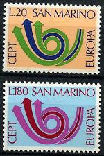 San Marino 1973 SG#964-5 Europa MH Set #D55626