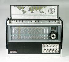 MARC DOUBLE CONVERSION BFO WELTEMPFÄNGER MULTIBAND RADIO SHORTWAVE RECEIVER