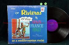 101 Strings Rivieras Of Spain France & Italy IN SHRINK Mood Music NM/NM ~J:NM