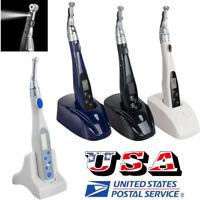 Dental Wireless LED Endo Motor 16:1 Contra Angle Endodontics Treatment Handpiece