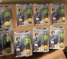 2018 MEGO Star Trek Green Shirt Captain Kirk In Hand Ships Today I Have Low #s