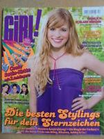 BRAVO GIRL 17 - 6.8. 2008 Mode Beauty Romantik Liebe Boys Erotik Fotoroman
