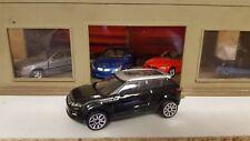 1/43 1:43 Diecast Range Rover Evoque Black RECORDED DELIVERY