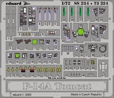 Eduard 73234 1/72 Grumman F-14A Tomcat Detail Set for Hasegawa kit
