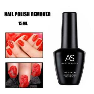 Burst Remover Cleaner Gel, Brust Remover, Nail Polish Nail Art NEW Remover W9E4