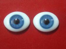 Yeux Jumeau® verre-14mm-poupée ancienne-moderne-Vintage-BJD doll glass eyes14mm
