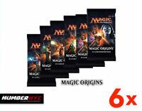 Magic Origins MTG Boosters Magic The Gathering Factory Sealed Draft Card Packs