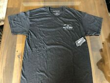 1 Nwt Matte Grey Men'S T-Shirt, Size: Large (Vintage Cart Tee Charcoal Heather)
