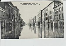1930's Sixth and Market Sts., Flood of 1937 in Louisville, KY Kentucky PC