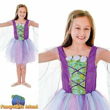 Fairy Tale Synthetic Fancy Dresses for Girls