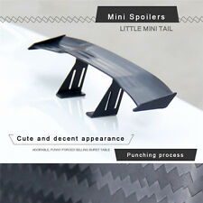 "6.7"" Universal Mini Spoiler Auto Car Tail Decoration Spoiler Wing Carbon Fiber"