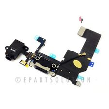 iPhone 5C Black USB Charger Dock Connector Charging Port Replacement Part USA
