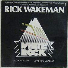 White Rock 33 tours Rick Wakeman 1977