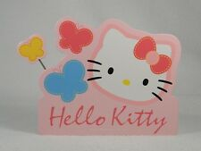 Hello Kitty Door Stopper - Great to hold door open  Beautiful   NEW In Box!
