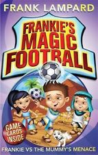 Frankie's Magic Football: Frankie vs The Mummy's Menace: Number 4 in series