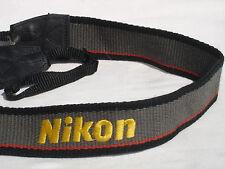 Genuine NIKON  CAMERA NECK STRAP  #00049