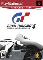 Gran Turismo 4 - PlayStation 2 - Video Game By Artist Not Provided - VERY GOOD