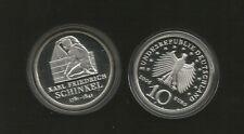 """10 EURO Gedenkmünze 2006  """" 225. Geburtstag Karl Friedrich Schinkel """" - PP -"""