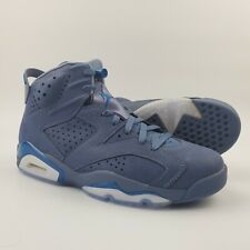 Nike Air Jordan 6 Retro Shoes Men's Size 9.5 Diffused Blue Jimmy Butler