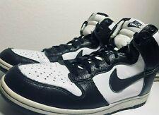 Nike Dunk High Classic / Vintage, 2011 / Black & White / 10.5 / 317982-035