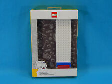 Lego Journal Band New Sealed School Supplies Party Favors Diary Notebook Brown