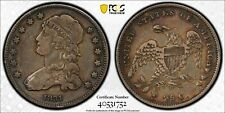 1831 Capped Bust Quarter PCGS GoldShield VF20 Browning 2 Small Letters   Pop 1