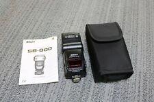 Nikon SB-800 AF Speedlight Flash