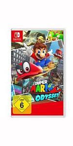 Super Mario Odyssey für Nintendo Switch Spiel Game