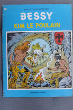 BD bessy n°127 kim le poulain EO 1978 bon état vandersteen