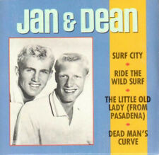 Jan & Dean, Surf City, NEW/SEALED US import 3 inch CD single in long pack