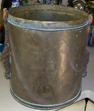 Antique P.H.MUNTZ 1872 PATENT-RARE antique  copper food container  storage unit