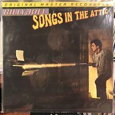 Billy Joel – Songs In The Attic Sellado Móvil Fidelidad Mfsl 2-386 2xLP Vinilo
