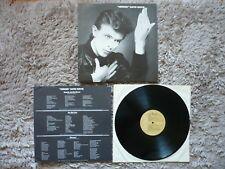 DAVID BOWIE HEROES Italie/UK vinyle ORIG 1977 italian rca Press LP A2/B2 Matrix