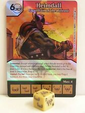 Dice Masters - 1x #064 Heimdall Guardian of the Bifrost Foil - The Mighty Thor