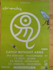 Dredg 2014 tour motif 2-ORIG. concert-concert-poster-Affiche NEUF
