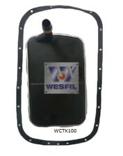 WESFIL Transmission Filter FOR BMW Z3 2000-2002 5L40E WCTK100