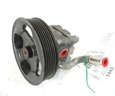 14 15 Infiniti Q60 Power Steering Pump OEM W/O Rear Active Steering