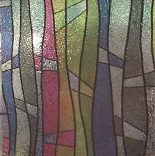 Bestfind 3D Embosed Tree Stripe Decorative (no glue) Wind film 35.4 X 78.7(in)