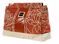 Miche  NEW~ DANIELLE Prima Shell ~ Gorgeous RUST & Cream Tapestry ~ End Pockets