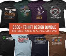Get 3500+ Amazing TShirt Designs template